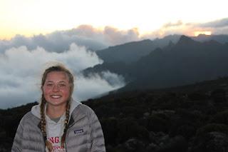 Montgomery Catholic Student Summits Mount Kilimanjaro 1