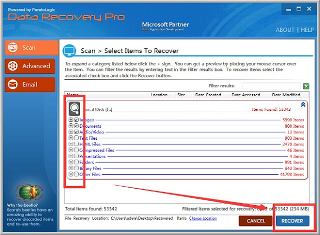 Recover File encrypted by .nesa File Virus