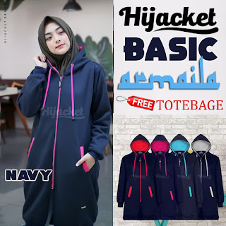 Hijacket Basic Navy