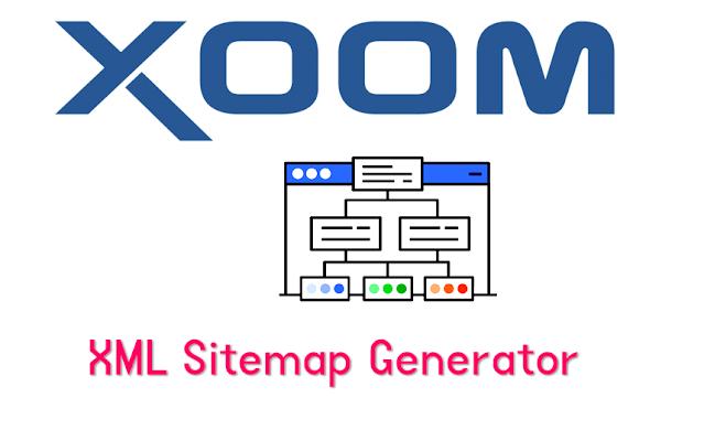 XML Sitemap Generator Tool For Blogger