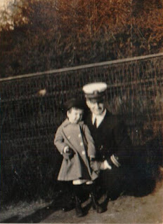 John Jr and Unknown New York 1921  http://jollettetc.blogspot.com