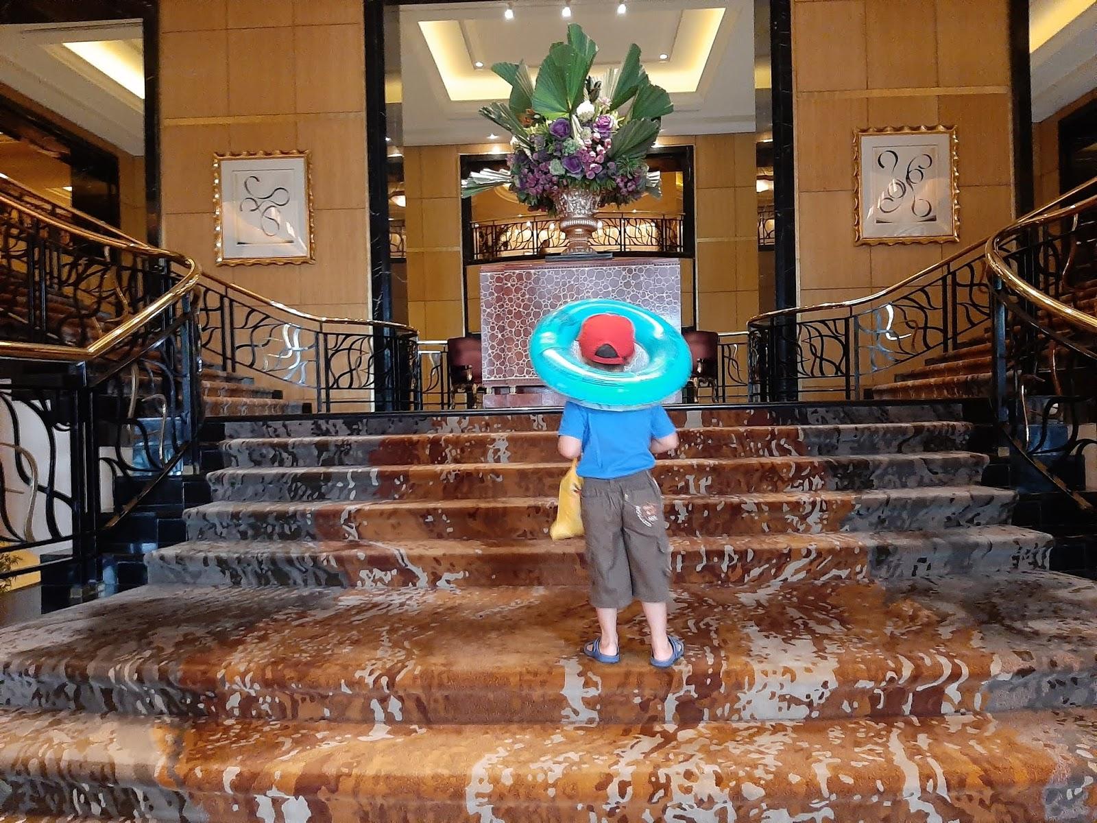 Staycation Di Hotel Mulia Senayan Diary Mama Riyadh