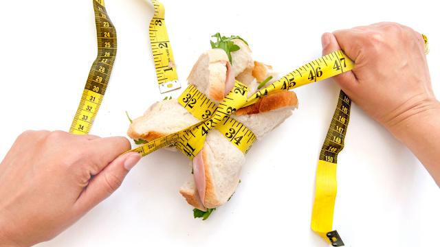makanan untuk diet ketat alami