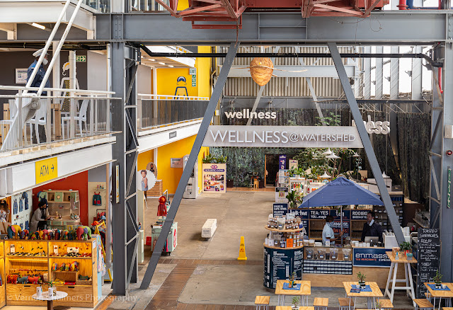 Wellness Warehouse V&A Waterfront, Cape Town Image Copyright Vernon Chalmers Photography