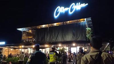 Kedai-Kedai Kopi di Batam Kota Masih Melanggar Prokes