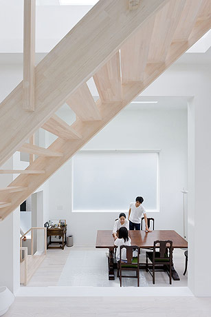 Interior Snoop House H Japan