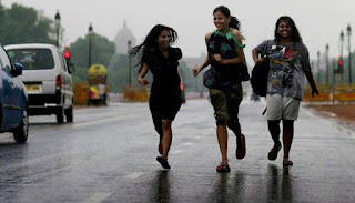 Monsoon starts catching pace in UP, heavy rain in many areas