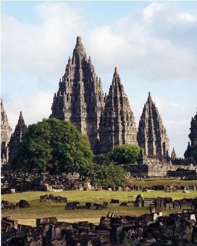 prambanan peninggalan kebudayaan indonesia