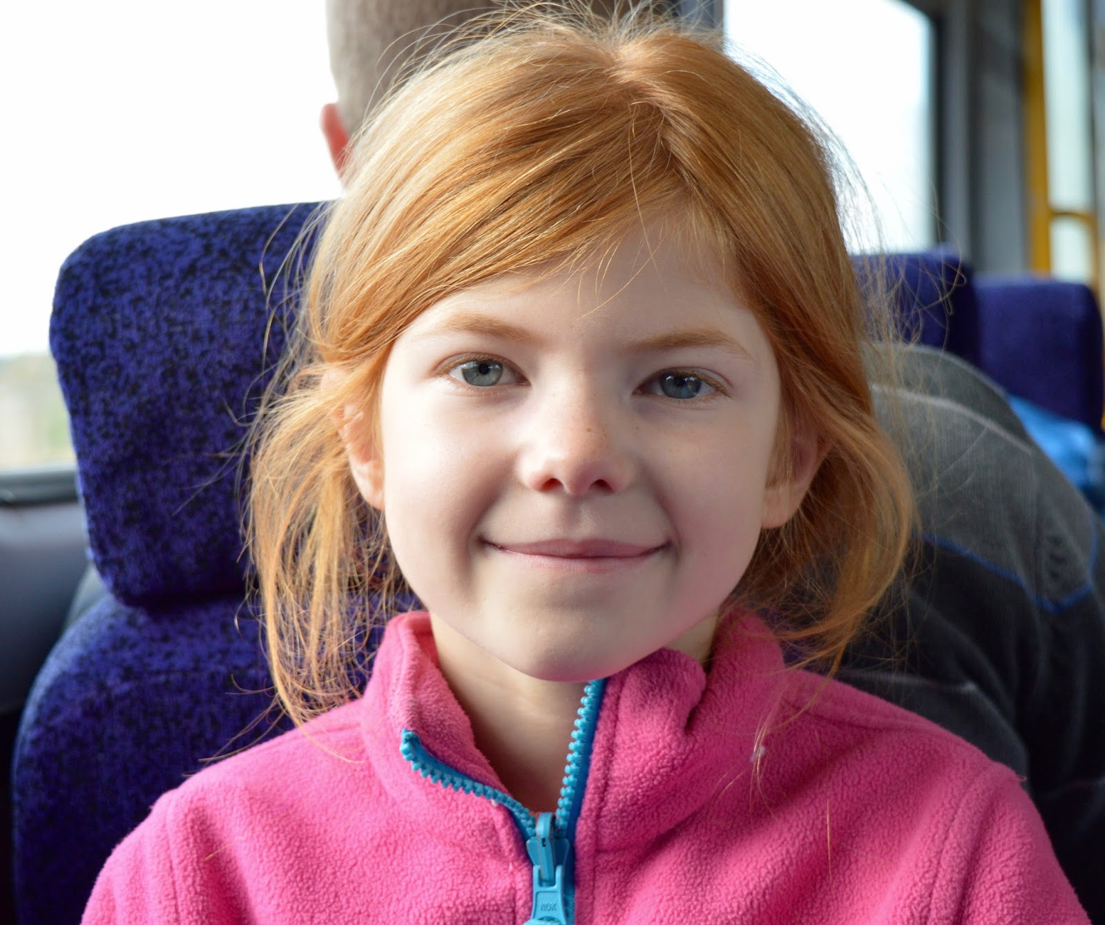 Great Days Out with Northern  | Our Day Trip to Carlisle by Train - on board a Northern Train