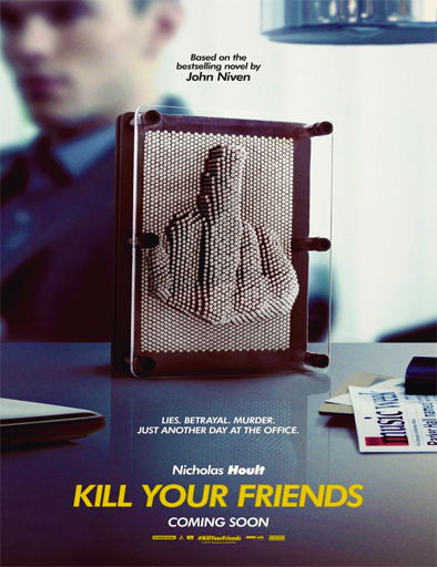 Ver Mata a tus amigos (Kill Your Friends) (2015) Online