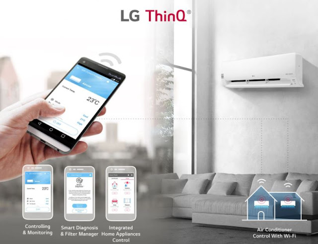fitur active energy control ac lg dual cool