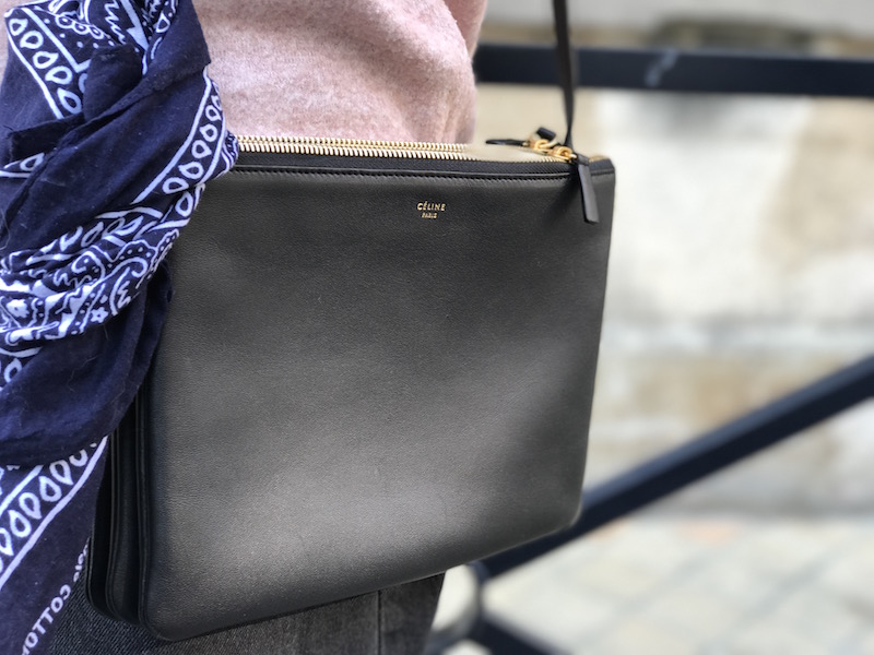 trio bag Céline