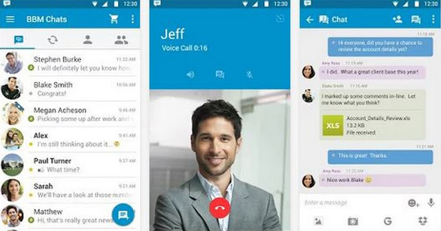 BBM Official Apk V2.12.0.11 For Android | Update Terbaru
