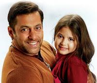 Salman Khan dan Harshaali Malhotra