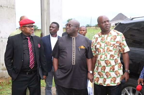 Work will soon recommence at new government house - @GovernorIkpeazu