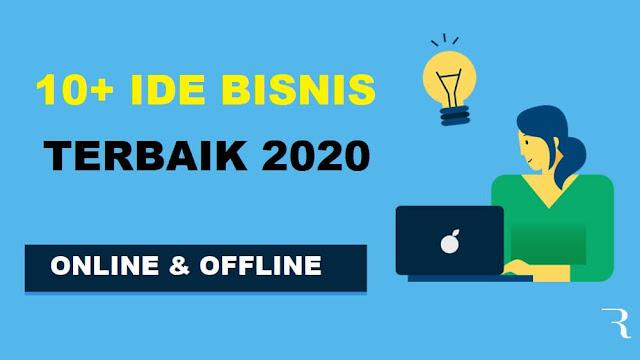10 ide Bisnis Terbaik Tahun 2020