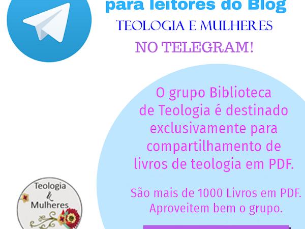Sobre o Grupo de PDF grátis no Telegram.