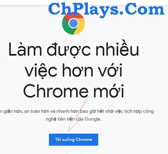 Tải Google Chrome (Offline) tiếng Việt mới nhất cho laptop, máy tính 1