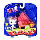 Littlest Pet Shop Portable Pets Cat Shorthair (#148) Pet