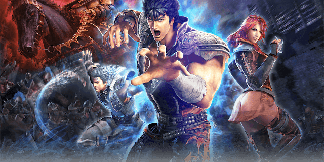 Shin Hokuto Musou - New Japanese Action RPG opens for Pre-Registration