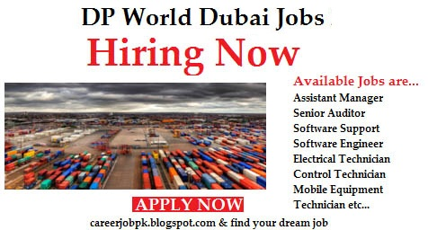 Latest jobs in DP World Dubai