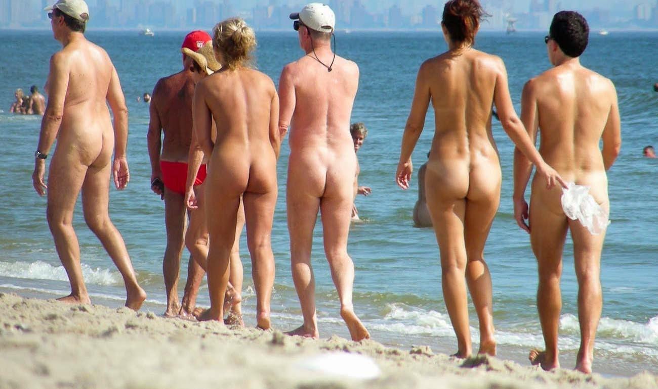 Nude Beach Hookup