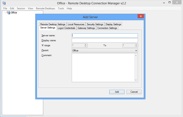 Top 5 Free Remote Desktop Connections Manager | KNOWLEDGE IS