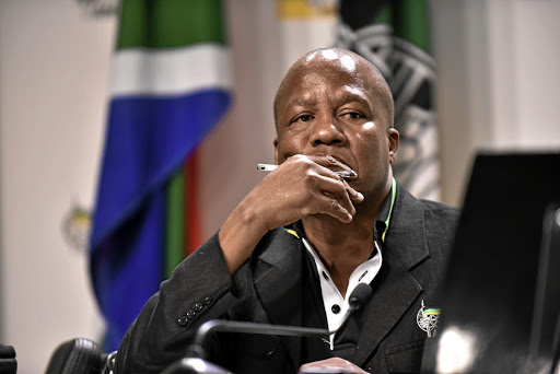 ANC leader Jackson Mthembu's daughter commits suicide