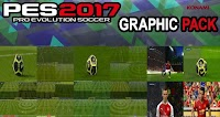 New Graphic Pack - PES 2017