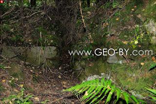 Wojciechowo (Novospask). Eighth found German bunker from the First World War. Destroyed