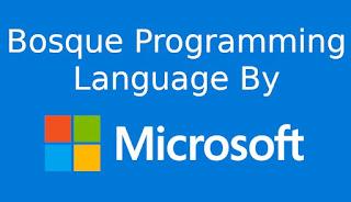 ketahui dan pelajari keunggulan bahasa pemprograman bosque