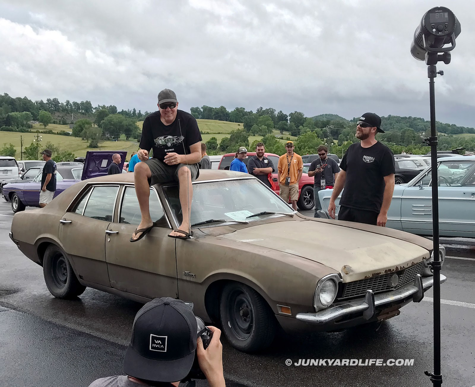 Junkyard Life: Classic Cars, Muscle Cars, Barn finds, Hot rods and