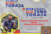 Link Twibbon, Selamat HUT Tana Toraja 64 dan Hari Jadi Toraja ke 774