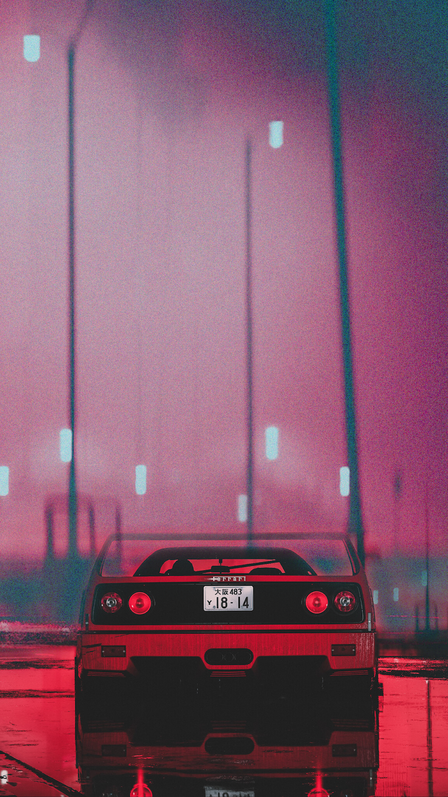 #cars #car #wallpaper #background #outrun
