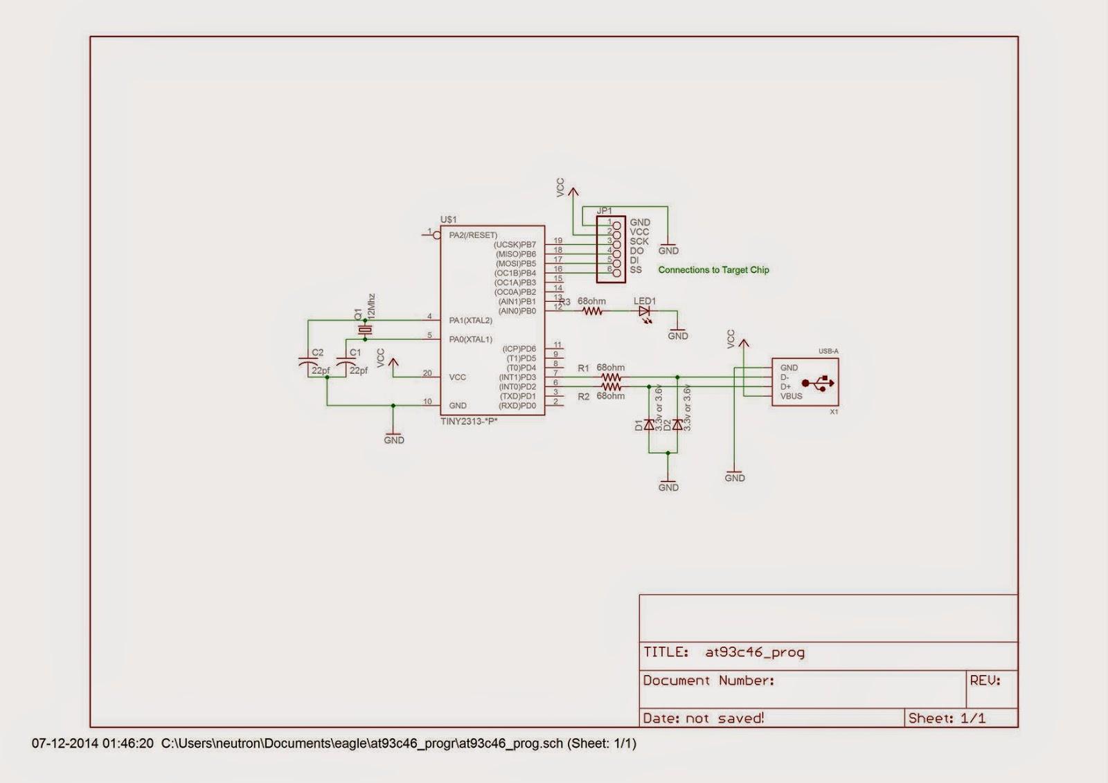 Serial Eeprom Programmer 93c56 Programming - pdfstaff