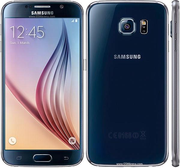Samsung Galaxy S6 Ön Siparişe sunuldu.