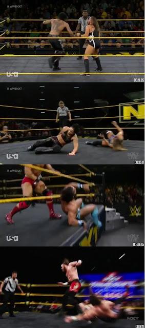 WWE NXT 6th Nov 2019 Full Episode WEB-DL 480p || MoviesBaba