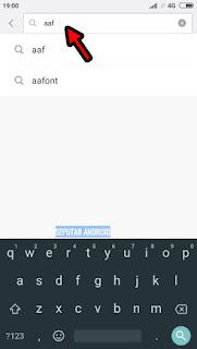 Cara, Ganti, Font, Di, Hp, redmi note 5a, xiaomi redmi note 5a, Tanpa Root, dafont, oppo, merubah, huruf, tutorial, android, terbaru, note 5a, xiaomi, redmi,