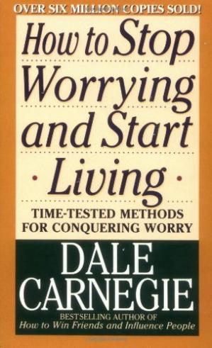 How to stop worrying and start living ebook