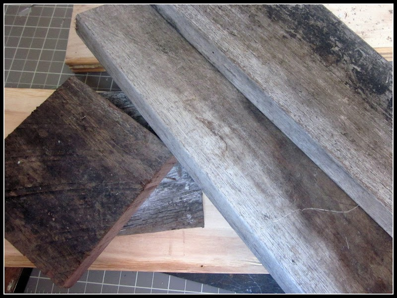 Making a Driftwood Crate from a Seaside Find