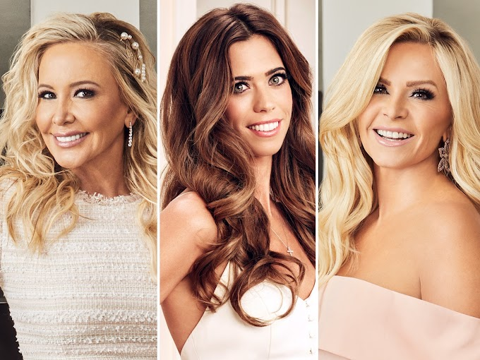 Lydia McLaughlin Reveals The Reason Why Shannon Beador Blocked Her On Instagram And Weighs In On Shannon's Fallout With Tamra Judge!