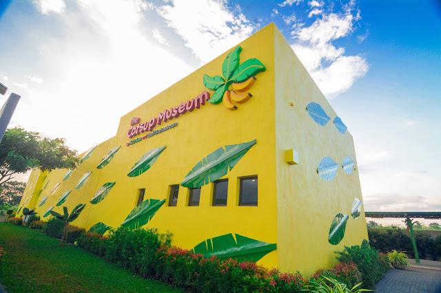 catsup museum facade