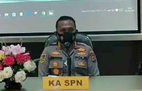 Ka. SPN Polda Sulsel,  Sebanyak 700 Siswa Bintara  Selama Pendidikan Diharuskan Taat Protokol Kesehatan Covid-19