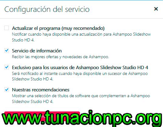 Ashampoo Slideshow Studio HD Gratis con Licencia
