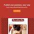Paparan depan Blogger yang cantik by shahroll