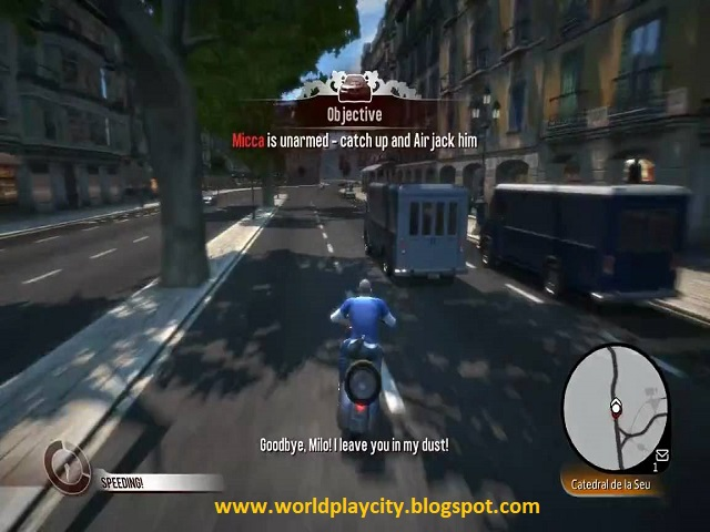 The Wheelman PC Game Full Version Free Download