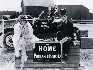 Película Una semana (Buster Keaton) Online