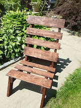 Family Pallet Chair