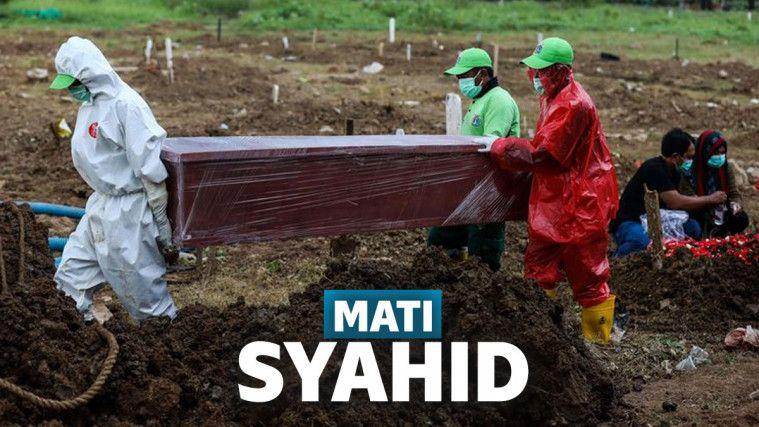 Benarkah Bisa Mati Syahid Karena Wabah Penyakit?
