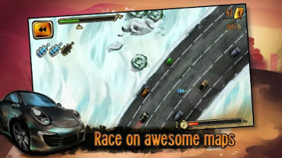 Adrenaline Racing Apk v1.0 (Mod Money)
